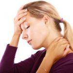 Головная боль при остеохондрозе шейного отдела: причины и лечение