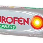 Нурофен при остеохондрозе позвоночника